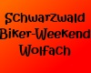 Schwarzwald Biker-Weekend in Wolfach_1